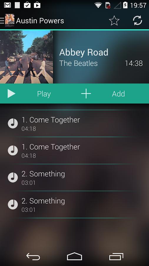 Remote for WMP LITE - screenshot