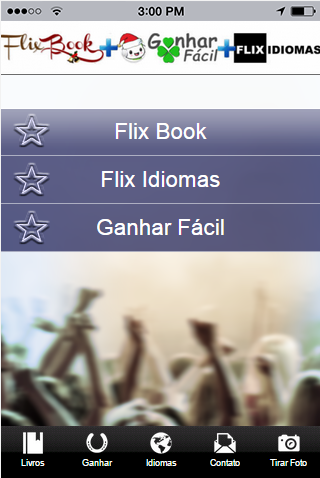 FlixBook GanharFacil e Idiomas