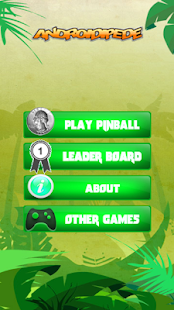 Androidpede Pinball