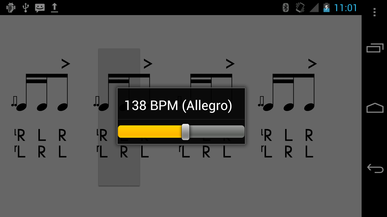Rude - Drum Rudiment Training- screenshot