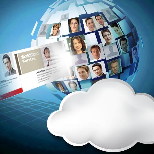 蒙恬名片雲企業版 - 企業專屬名片雲、客戶人脈永續經營 商業 App LOGO-APP開箱王