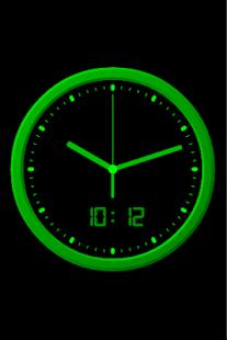 Analog Clock-7 Mobile - náhled