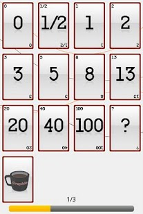 Online Planning Poker - screenshot thumbnail
