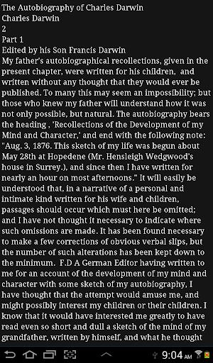 【免費書籍App】Biography of Charles Darwin-APP點子