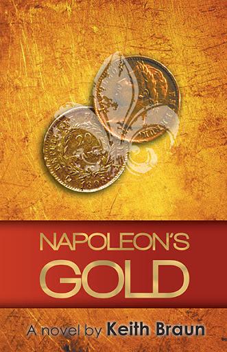 Napoleon's Gold cover