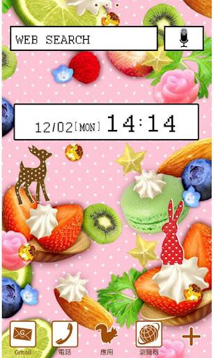 水果甜点 for[+]HOME