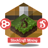 BlockCraft Mining GO Launcher