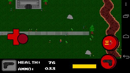 ZR2 Zombie Retro Rampage