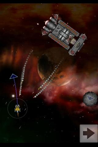 Space Squadron Demo - screenshot