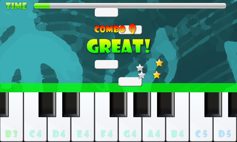 Piano Master National Anthems- screenshot