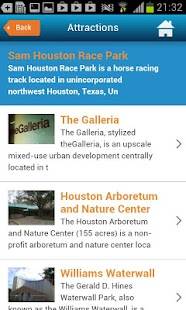 Houston Map Guide & Weather - screenshot thumbnail