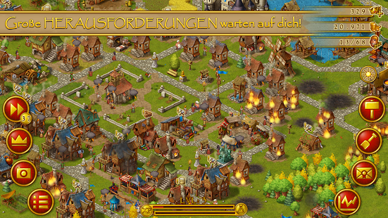 Townsmen screenshot thumbnail