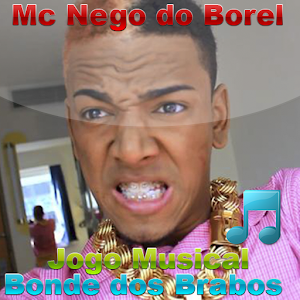 Mc Nego do Borel Jogo Musical LOGO-APP點子