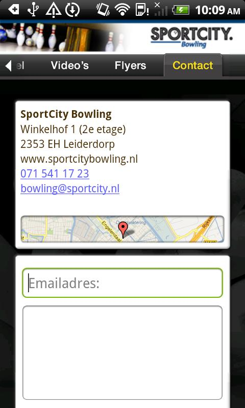 SportCity Bowling - screenshot