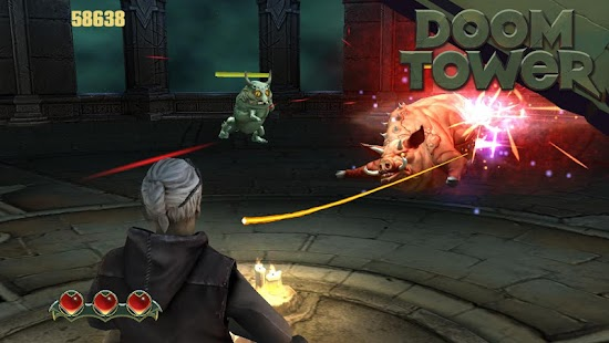 Doom Tower Screenshot 3