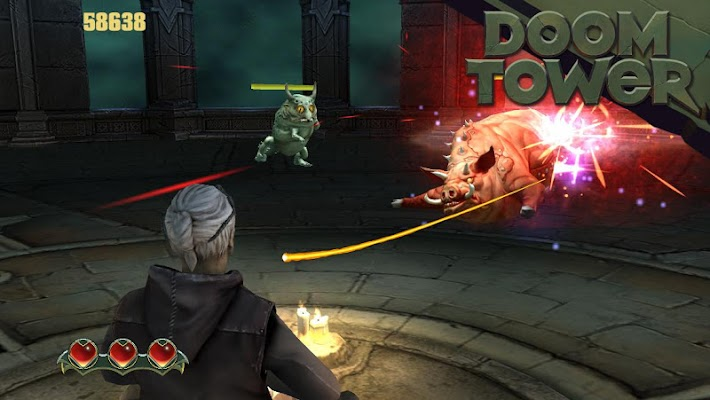 Doom Tower - screenshot
