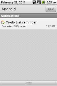 To-do List Pro screenshot 1