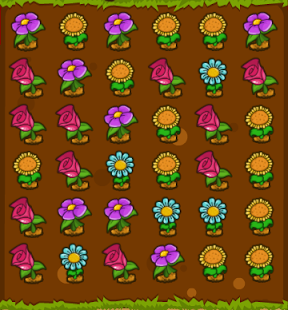 Farm Flowers Collector- screenshot thumbnail