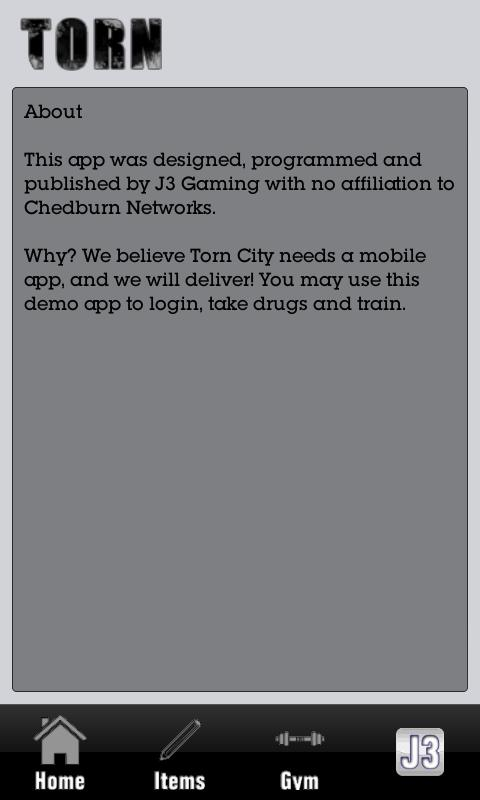 Torn City - screenshot