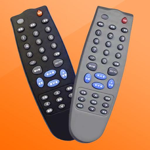 萬能電視機遙控器 工具 LOGO-阿達玩APP