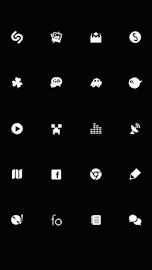 SMPL White Theme Go/Nova/Apex Screenshot 2