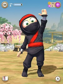Clumsy Ninja Screenshot 1