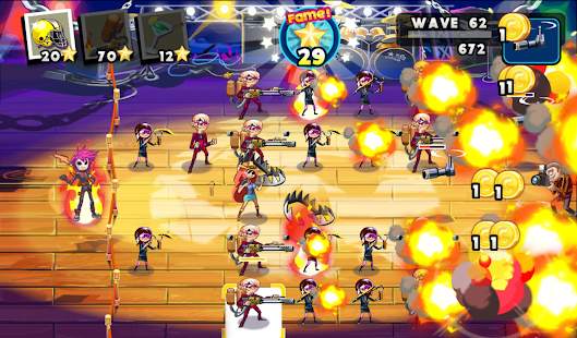 Rock Stars vs. Paparazzi - screenshot thumbnail