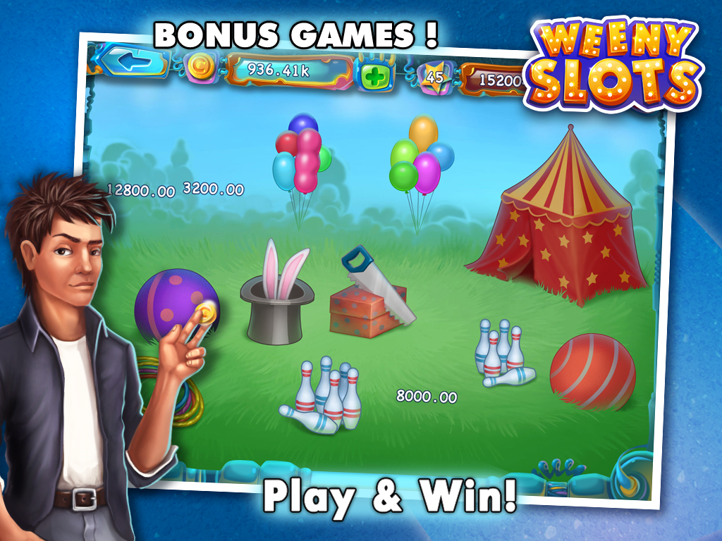 Weeny Slots - screenshot