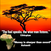 African Proverbs Deluxe