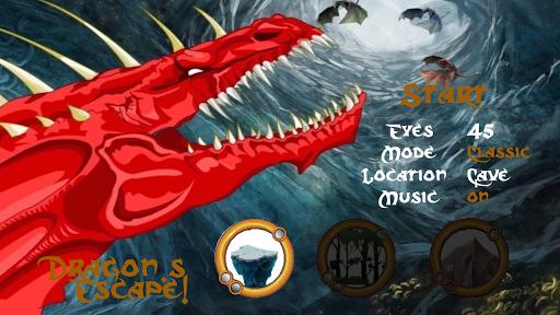 Flappy Cave Dragons - Revenge