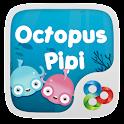 Octopus Pipi GO Launcher Theme icon