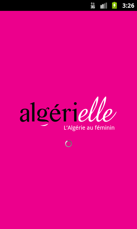 Algerielle: Algérie au féminin - screenshot