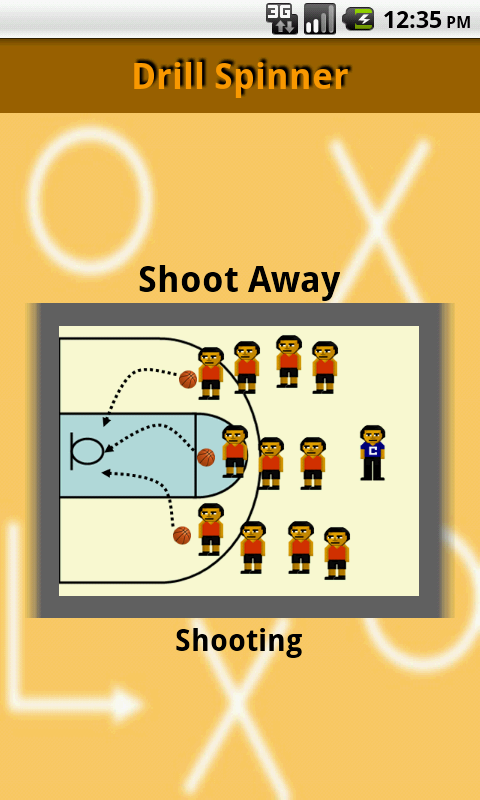 Basketball Coaching Drills- screenshot