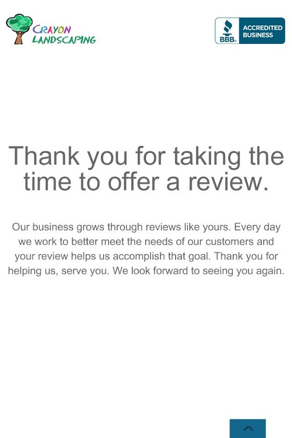 The Review Solution- screenshot