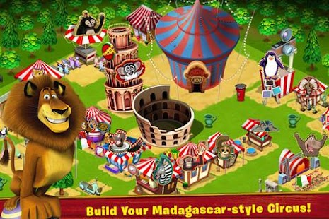 Madagascar -- Join the Circus! - screenshot thumbnail