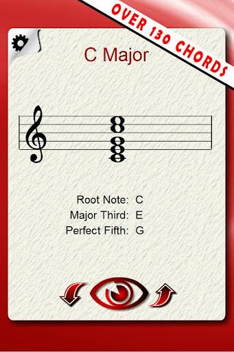 Guitar Chords Flash Cards