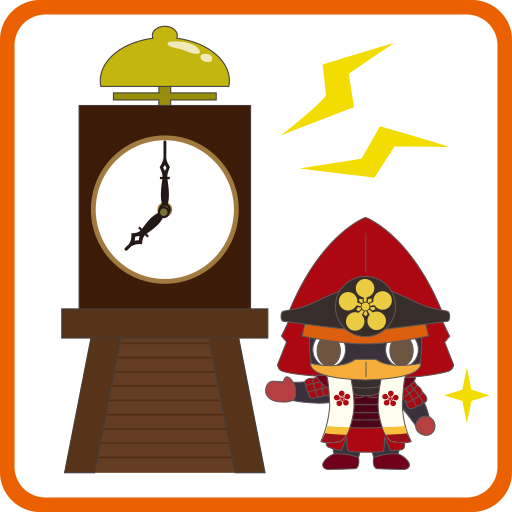 前田ケイジ時計 個人化 LOGO-玩APPs