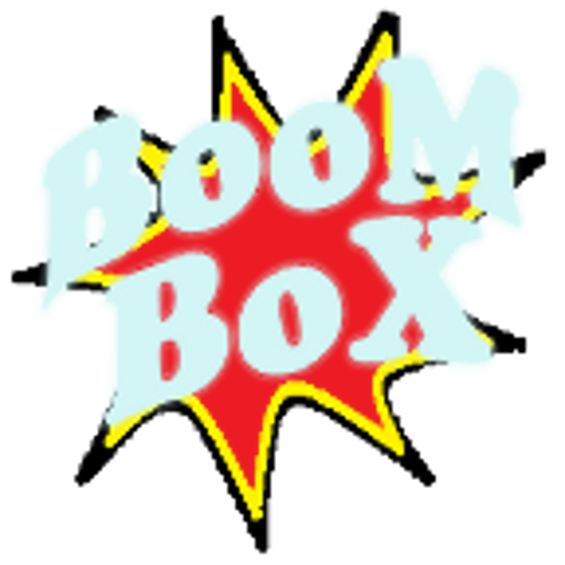 The BoomBox LOGO-APP點子