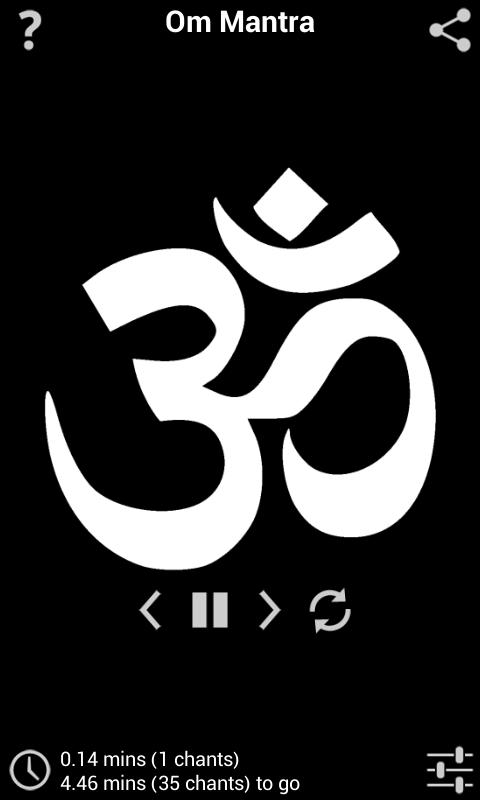 Meditation mantras list