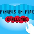 Fingers on Fire Challenge icon