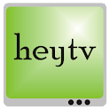 heytv – TV for Android logo