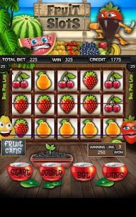 Fruit Cocktail Slot Machine HD - screenshot thumbnail