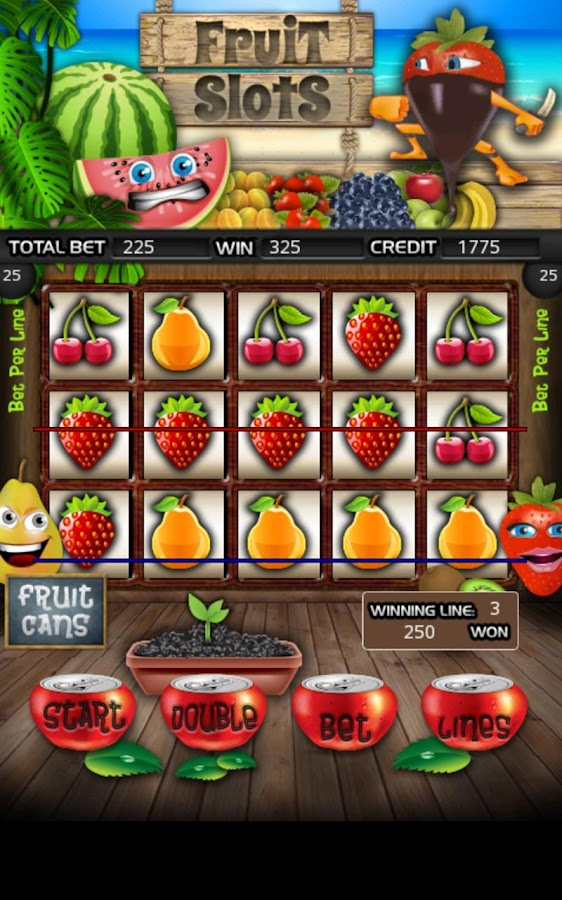 Fruits on Fire Slots - Try your Luck on this Casino Game