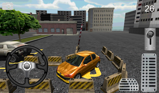 3D城市停車場|玩模擬App免費|玩APPs