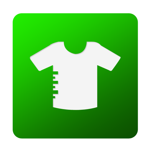 LazyClothes - clothing sizes file APK Free for PC, smart TV Download