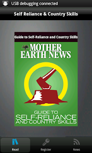 Self Reliance & Country Skills - screenshot thumbnail
