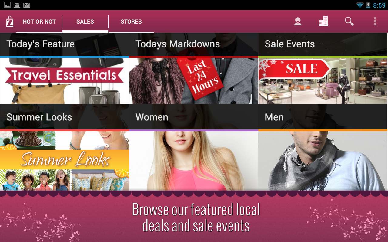 Local Sales|Coupons|Weekly Ads - screenshot