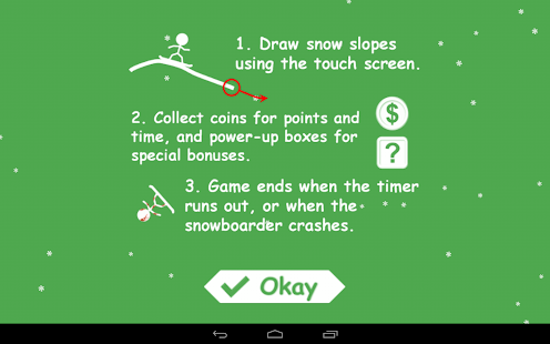 Snow Slopes Free- screenshot thumbnail