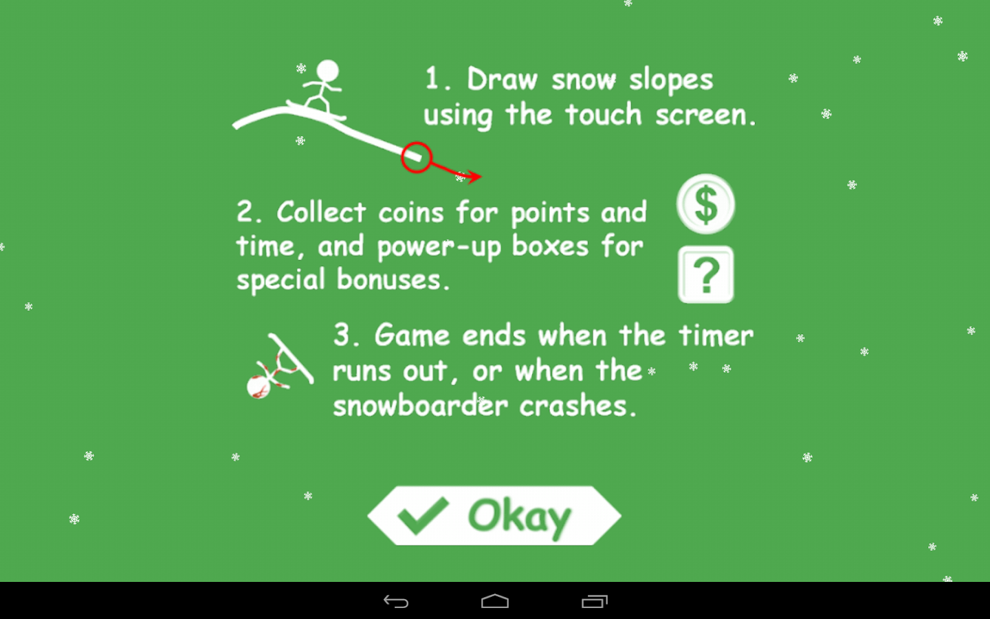 Snow Slopes Free- screenshot