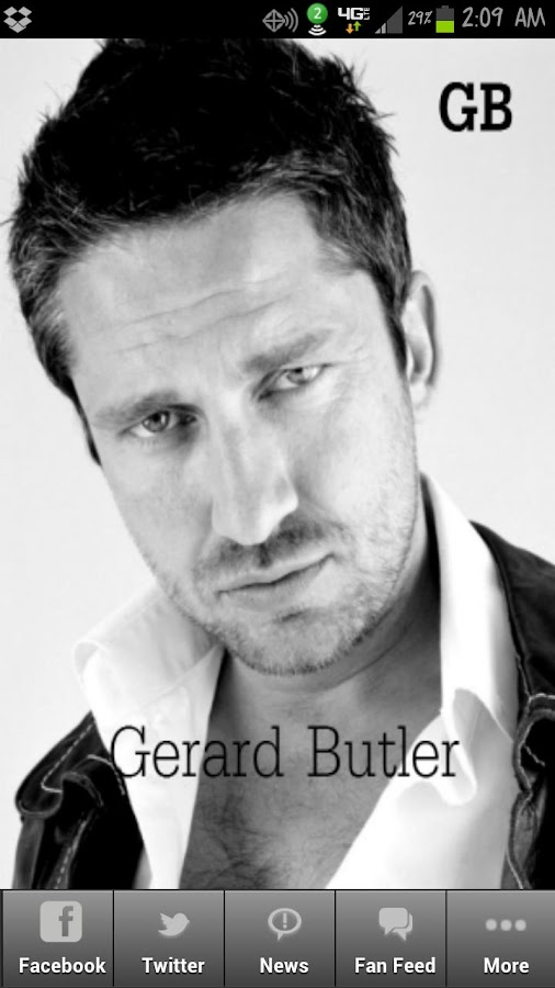 Gerard Butler - screenshot